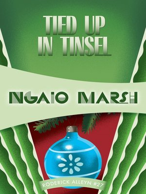 cover image of Tied Up in Tinsel