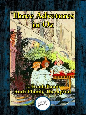 cover image of Three Adventures in OZ