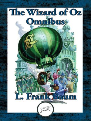 cover image of The Wizard of OZ Omnibus