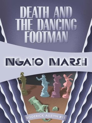 cover image of Death and the Dancing Footman