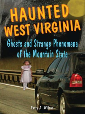 cover image of Haunted West Virginia