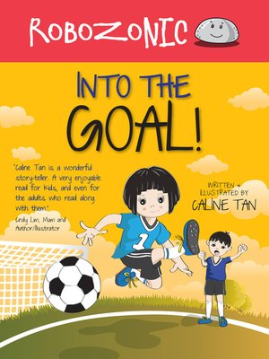 cover image of Into the Goal!
