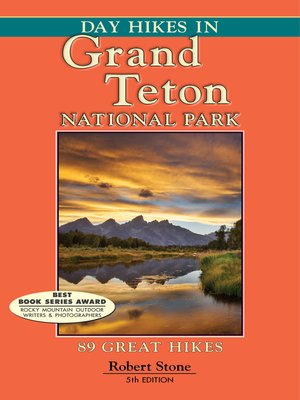 cover image of Day Hikes In Grand Teton National Park