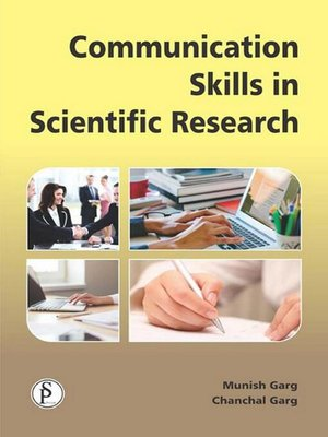 cover image of Communication Skills In Scientific Research