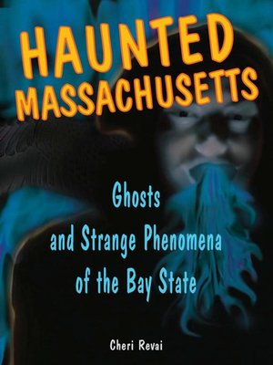 cover image of Haunted Massachusetts