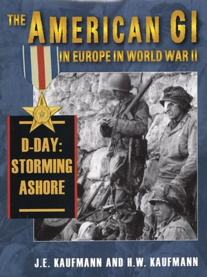 cover image of The American GI in Europe in World War II