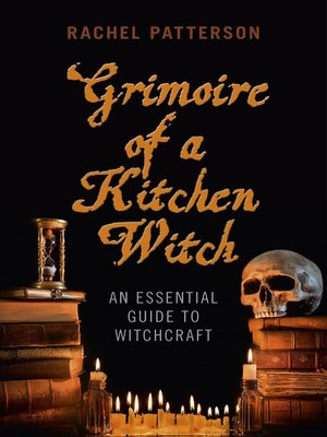 cover image of Grimoire of a Kitchen Witch