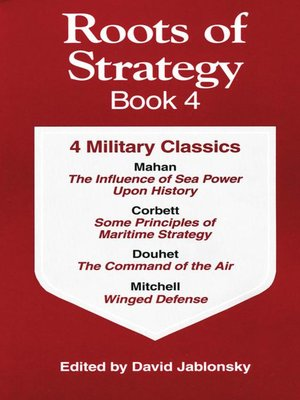cover image of Roots of Strategy, Book 4