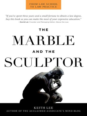 cover image of The Marble and the Sculptor
