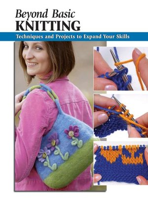 cover image of Beyond Basic Knitting