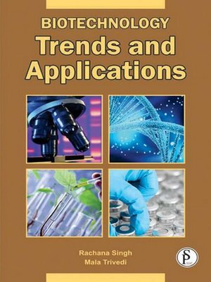 cover image of Biotechnology Trends and Applications
