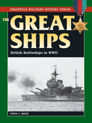 cover image of The Great Ships