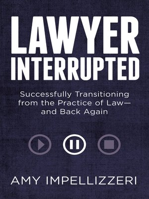 cover image of Lawyer Interrupted