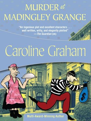 cover image of Murder at Maddingley Grange