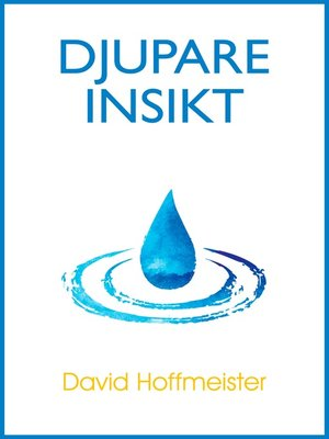 cover image of Djupare Insikt