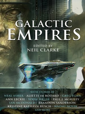 cover image of Galactic Empires