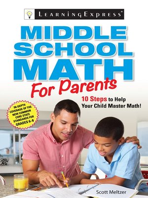 cover image of Middle School Math for Parents