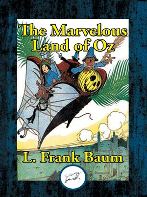 cover image of The Marvelous Land of Oz