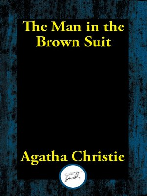 cover image of The Man in the Brown Suit