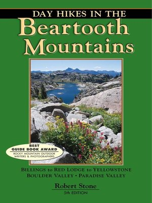 cover image of Day Hikes in the Beartooth Mountains