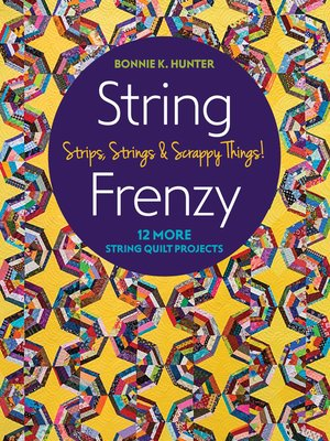 cover image of String Frenzy