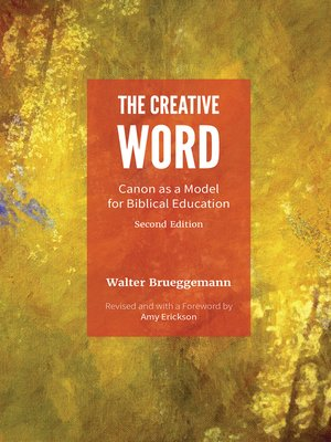 cover image of The Creative Word