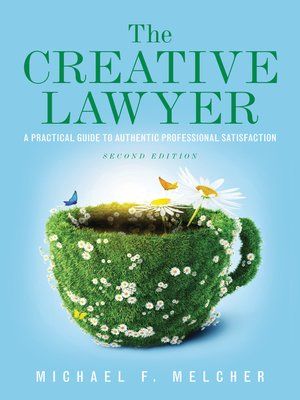 cover image of The Creative Lawyer