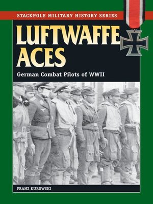 cover image of Luftwaffe Aces