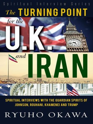 cover image of The Turning Point for the U. K. and Iran