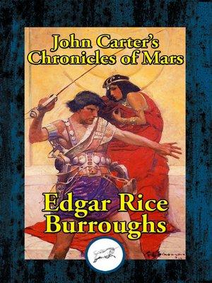 cover image of John Carter's Chronicles of Mars