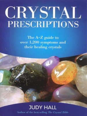 cover image of Crystal Prescriptions