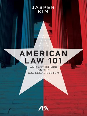 cover image of American Law 101