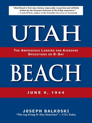 cover image of Utah Beach