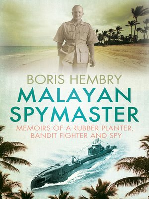 cover image of Malayan Spymaster