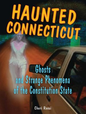 cover image of Haunted Connecticut
