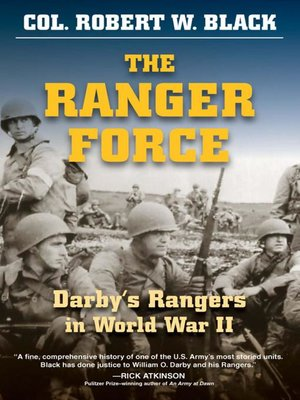 cover image of The Ranger Force