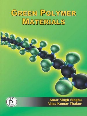 cover image of Green Polymer Materials