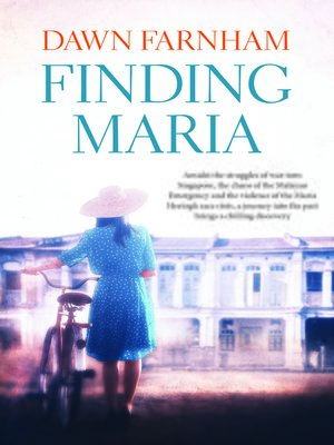 cover image of Finding Maria