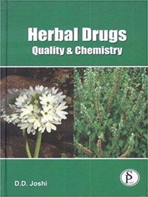 cover image of Herbal Drugs Quality and Chemistry