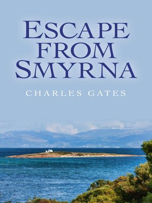 cover image of Escape from Smyrna