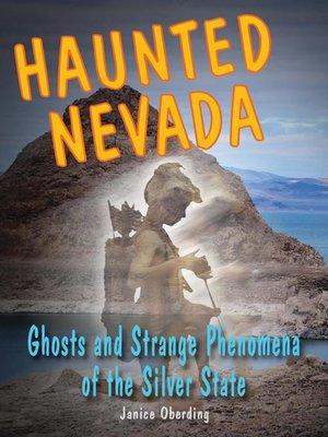 cover image of Haunted Nevada