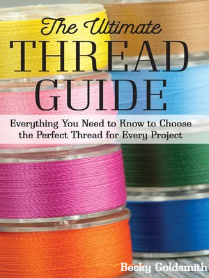 cover image of The Ultimate Thread Guide