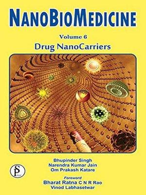 cover image of Nanobiomedicine (Drug Nanocarriers)