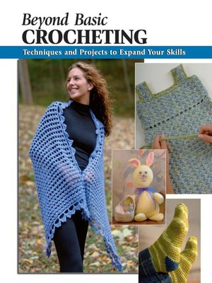 cover image of Beyond Basic Crocheting