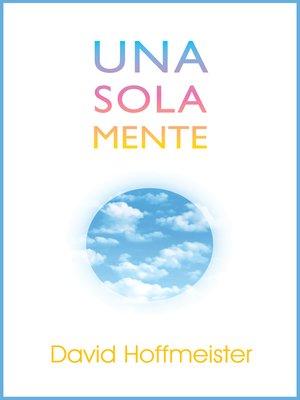 cover image of Una Sola Mente