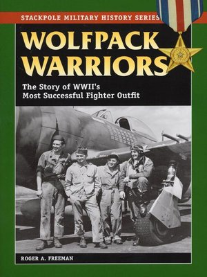 cover image of Wolfpack Warriors