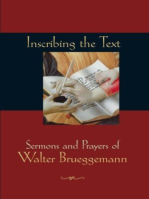cover image of Inscribing the Text