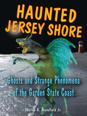 cover image of Haunted Jersey Shore