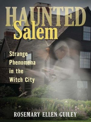 cover image of Haunted Salem