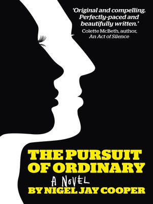 cover image of The Pursuit of Ordinary